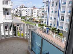 На продажу выставлена квартира 2 1 в перстижном районе Коньяалты