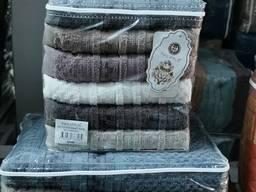 Наборы полотенец тройки