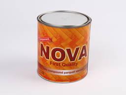 NOVA 2K Полиуретановый глянцевый паркетный лак