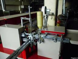 Оборудование для обёртки сахара в 2-х кубиков сахара - фото 5