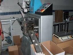 Оборудование для обёртки сахара в один кубик (подушка) - фото 3