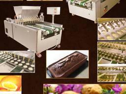Оборудования для производства кексов
