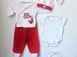 Одежда детская и малышам