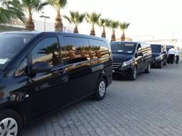Персональный такси-трансфер в Турции-Анталия