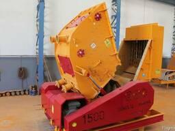 Первичная ударная дробилка gnrpdk01-250-500 ts