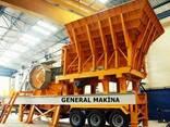 Продаётся 110'овая щёковая дробилка от General Makina - фото 2