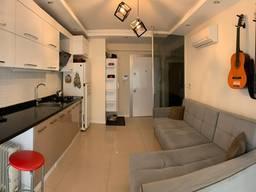 Продажа! Квартира 1 1 в Анталии в одном из престижных районов Коньяалты - Лиман.