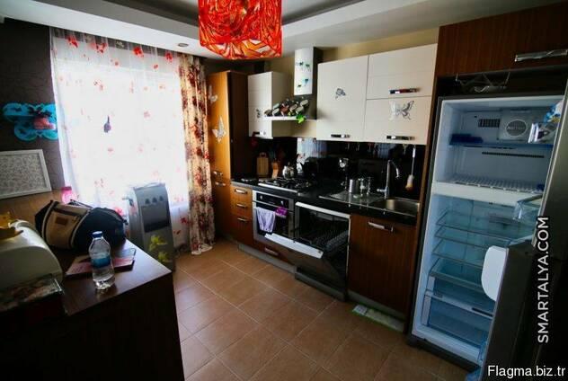 Продажа просторной 4-комнатной квартиры дуплекс в Анталии