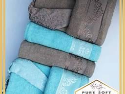 Ванные халаты полотенца(Жен/муж)комплект