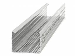Профили из оцинкованной стали для потолков и стен