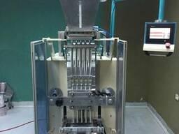 Пятиручьевой фасовочный автомат для упаковки в пакеты «стик» - фото 3