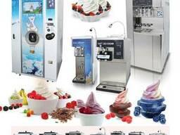 Soft dondurma & yoğurt makinaları