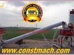 Стационарный бетонный завод 160 м3 /ч. 2 года гарантии