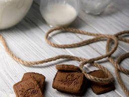 Sugar biscuits in range