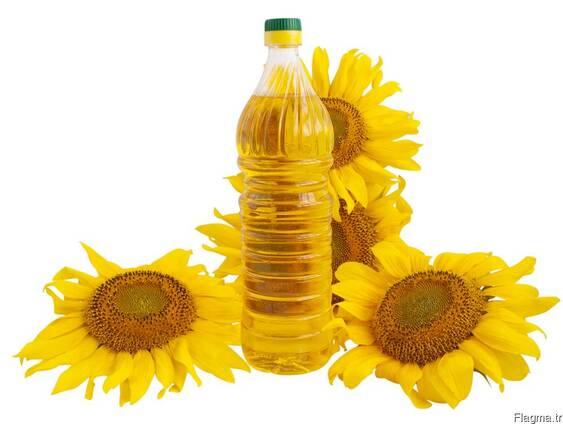 Sunflower oil Рафинированное подсолнечное масло