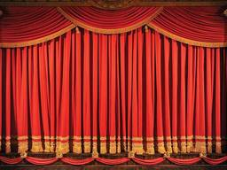 Театралый Занавес / Stage Curtain / Sahne Perdesi - photo 1