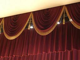 Театралый Занавес / Stage Curtain / Sahne Perdesi - photo 3