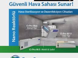 Termofan Clean Teknoloji, Güvenli Hava Sahası Sunar.
