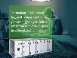 """TKS"""" modeli hijyenik klima santrallari"""