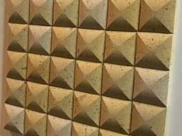 Туфа- камень плитка шлифованая - фото 5