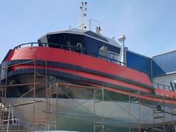 Tug boat / 20 tons bollard pull