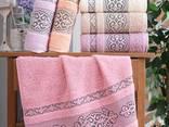 Турецкие полотенца оптом - фото 7