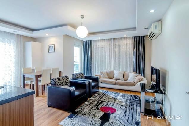Уютная 2 1 квартира в ЖК Коньяалты/Лиман