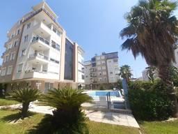 В современном жилом комплексе продается 5=комнатная квартира. Коньяалты/Анталья
