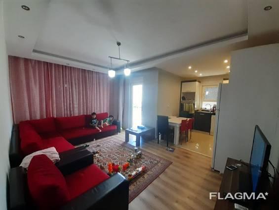В современном ЖК выставлена на продажу квартира 2 1 в районе Коньяалты/Анталья