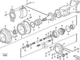 Volvo Drive shaft A35D