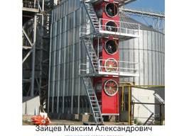 Зерносушилки турецкие Teco Dryer