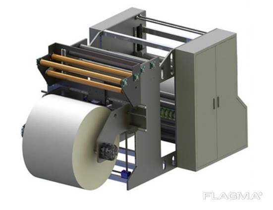 Жумбо оборудование для продольной резки бумажных рулонов